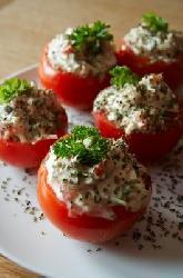 Pomidory z piwn� pian�