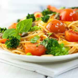 Spaghetti wegetariańskie