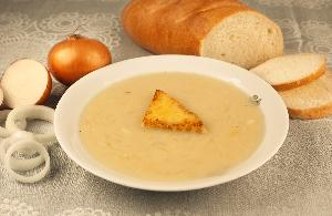 Zupa krem cebulowa